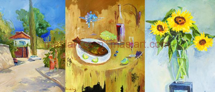 Oil painting, oil painting landscape, buy oil painting, Still Life